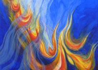 Vorschau Bildimpuls: Feuer vom Himmel