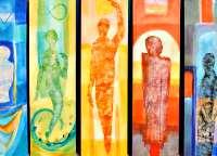 Vorschau Bildimpuls: Die fünf Lebensstufen