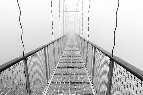 Brücke ins Unvorhersehbare